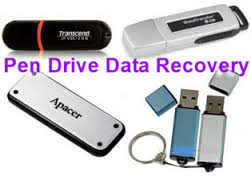 Recover data from formatted Pen drive